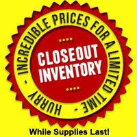Shop Closeout Deals